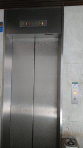 一輪さんのエレベーター